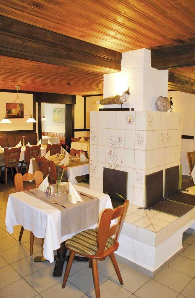 Ristorante Pizzeria Krone Eine Restaurantreise Mit Dem Schlemmerbuch